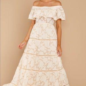 Come to Cádiz Maxi Dress - tags still on (Size M)
